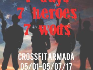 Armada Hero Week