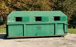 Recycling Collection Container
