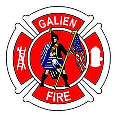 Galien Fire Department Emblem