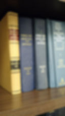 Michigan law books in a bookcase