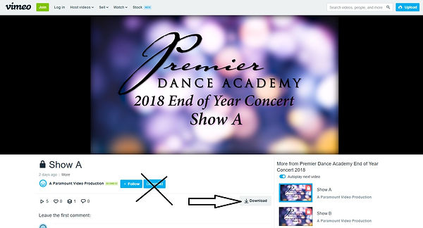 2018 CONCERT VIDEO | Dance Classes Available in Brisbane | The