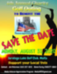 Malta Veterans Outing- Save the date pos