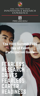 The FIRE Summit 2020 - Day of Event - Pa