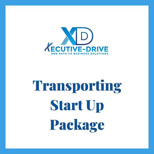 Transporting Full Start Up