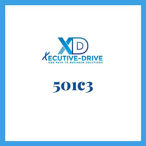 501C3 APPLICATION