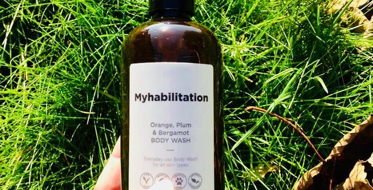 Orange, Plum & Bergamot Body Wash (it's yum!)