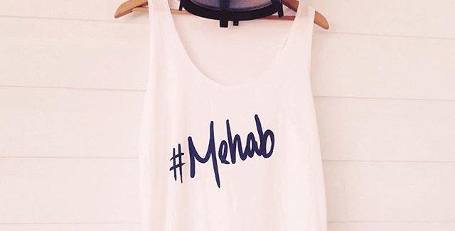 Organic Cotton #Mehab Vest