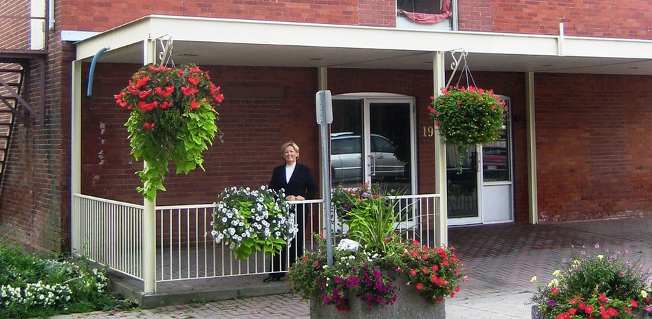 Whitchurch-Stouffville old town hall