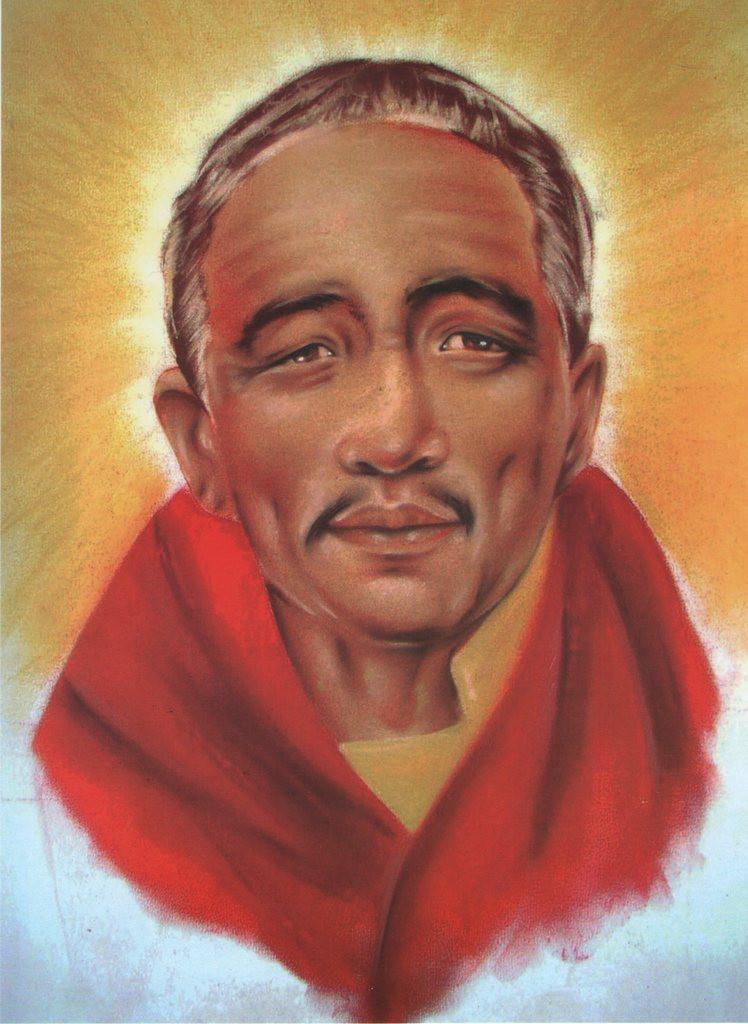 El Tibetano por Rubén Cedeño