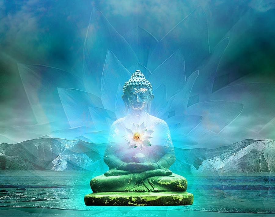 Festival de Wesak por Gautama Buddha