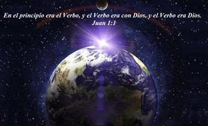 EN EL PRINCIPIO DIOS