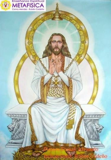 Lord Maitreya por Rubén Cedeño