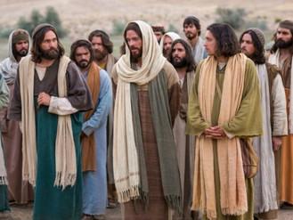 DOCE OBJETIVOS DE JESÚS