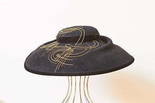 Deco Picture Hat