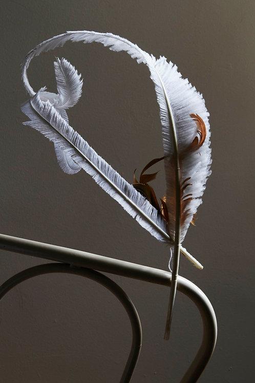 Feather Curl Headpiece