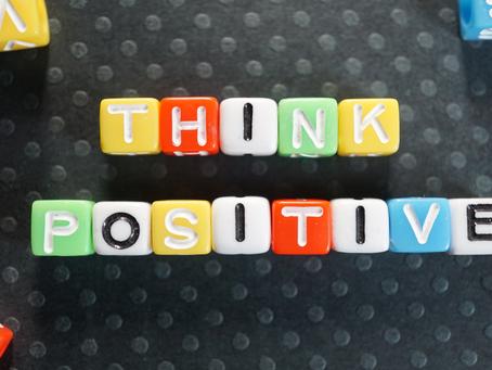 Relentlessly Positive