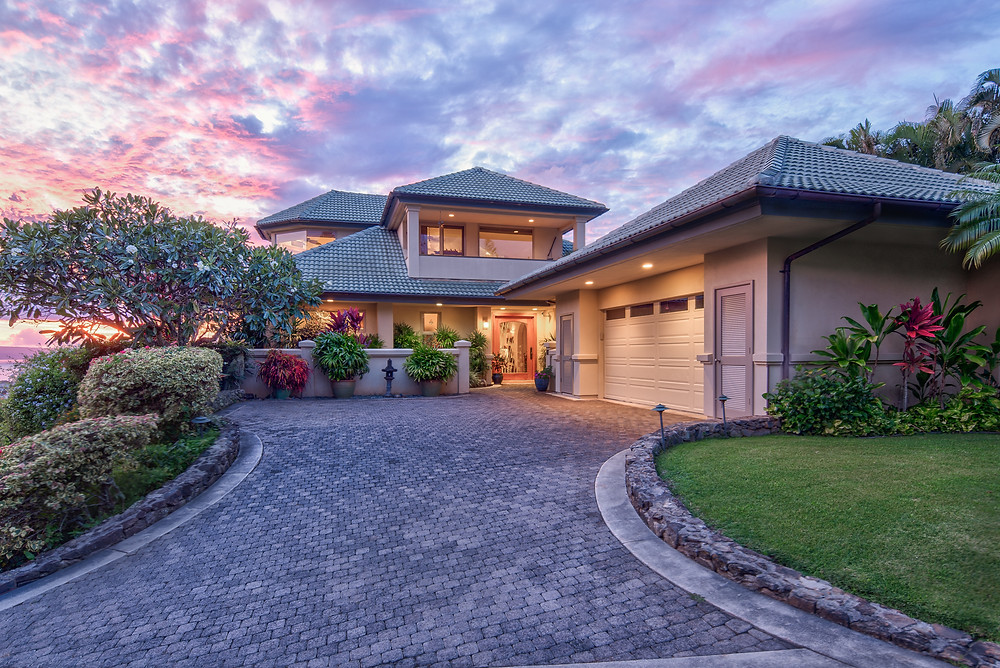 Real Estate Photography for 218 CRESTVIEW RD 10 Kapalua, Hawaii 96761