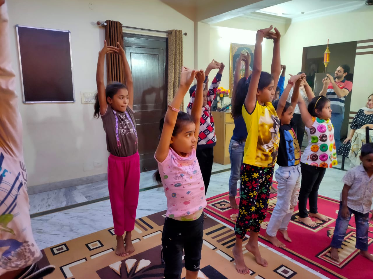 Yoga Workshop- November 2019