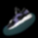 Purple Sneaker