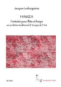 Hamza pour flûte et harpe -  IM 2723