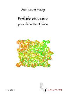 Jean-Michel Maury - Prélude et course - IM 2731