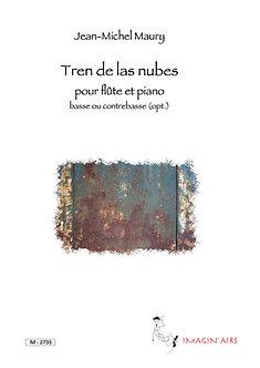 Jean-Michel Maury - Tren de las nubes - IM 2733