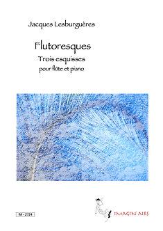 Flutoresques pour flûte et piano - IM 2724