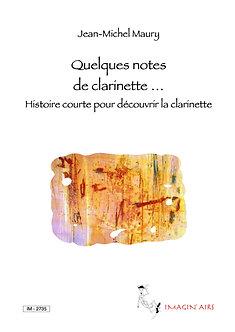 Jean-Michel Maury - Quelques notes de clarinette