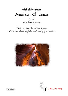 Michel Prezman - American Chromos-  IM 2738