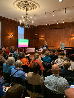 2019 Symposium Audience