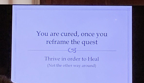 Reframe the Quest