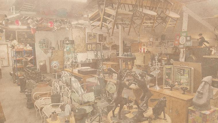 Antix Antiques Showroom