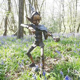 Bronze Fiddler Pixie Antix Antiques.jpg