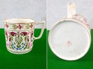 Antique Royal Crown Derby Porcelain Port