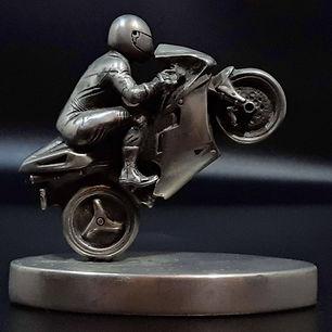 Ducati 916 Compulsion Gallery Pewter Scu