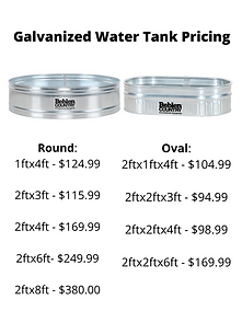 Galvanized water tank pricing.png