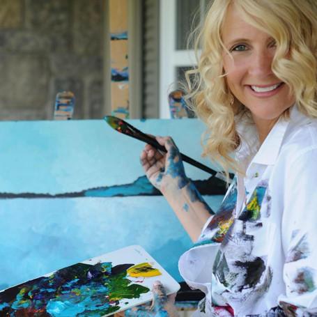 Lori Meeober, Artist