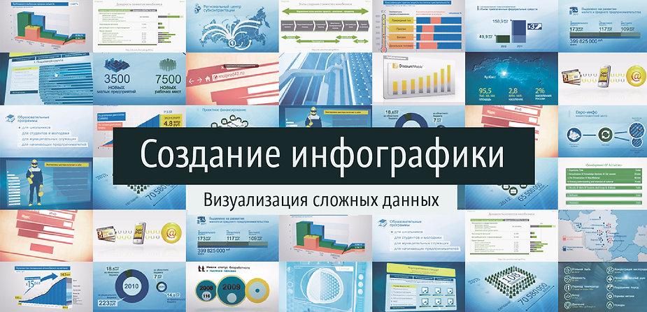 Создание инфографики