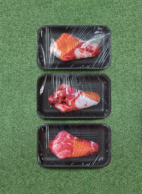 Hybrid steaks, which can be simulated on the manufacturer's website