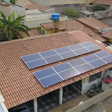 Brasil ultrapassa marca de 300 mil sistemas fotovoltaicos