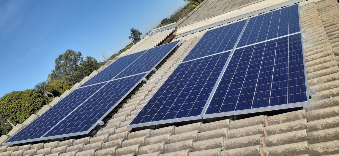 Usina Solar Residencial