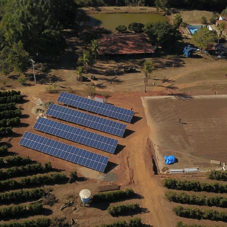 Governo do Tocantins incentiva energia solar para produtores rurais