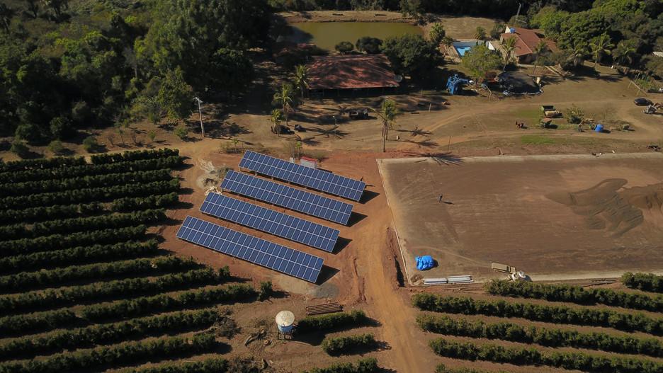 Usina Solar Rural