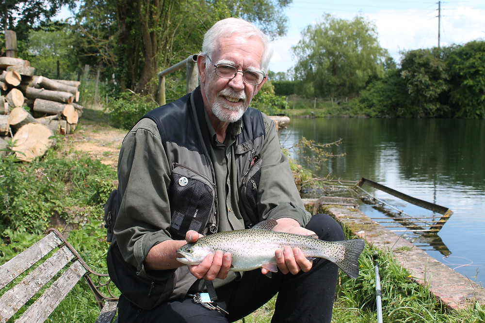 Ian Horrocks ,fly fishing for trout, fishing lessons, casting lessons