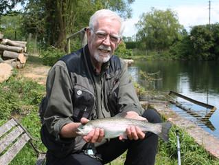 Stillwater trout fishing with Ian Horrocks