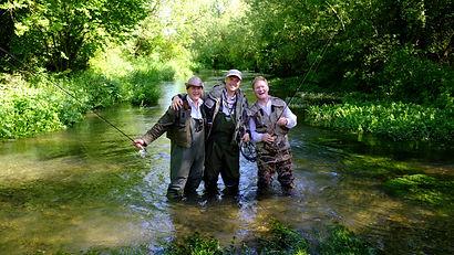 Fishing London, Angling Coaching and Guiding