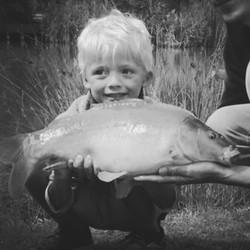 London Fishing lessons.
