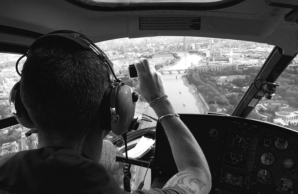 London Helicopter Flights