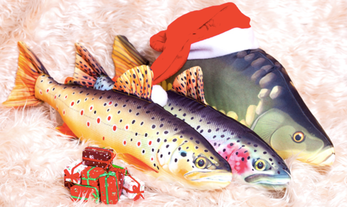 Fishing adventure vouchers and Christmas red letter days.