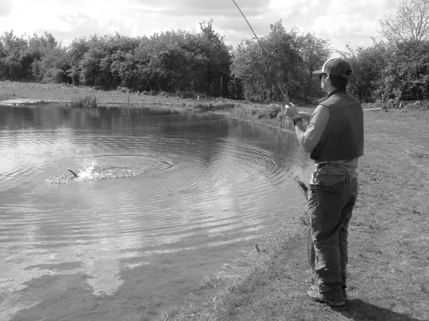 Stillwater Fly Fishing in London